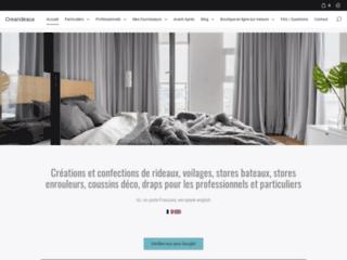 La décoration intérieure par les rideaux