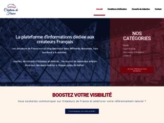 Détails : Créateurs de France