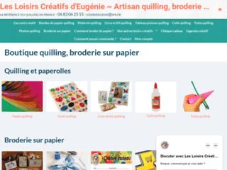 Détails : Les Loisirs Créatifs d'Eugénie