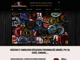 Creation-Ecussons.com : Ecussons pour le sport