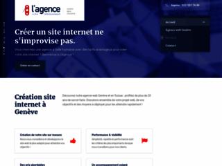 Création site web à Genève