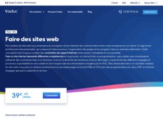 Détails : Creation de site internet