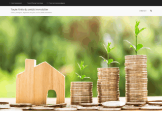Tout savoir sur le crédit immobilier
