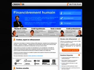 Détails : Credixis - Rachat de crédits