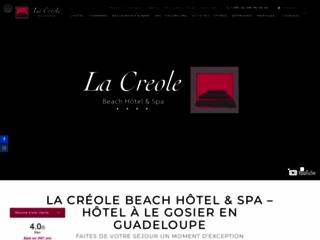 Détails : Créole Beach Hôtel & Spa