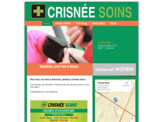 Détails : Infirmière à domicile Crisnée