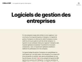Guide Logiciels de gestion des entreprises