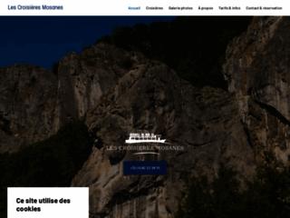 Services de croisières personnalisées à Dinant