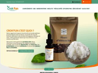 Détails : Boutique d'idée cadeau et d'insecte comestibles