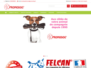 Détails : Croquettes chiens