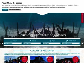 Détails : Colonie de vacances à budget maitrisé