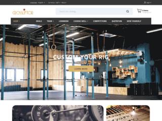 Détails : Crossliftor, 1er site de vente 100% CrossFit