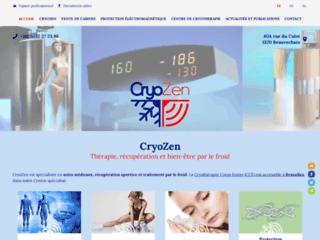 Détails : CryoZen