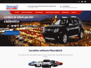 Crystal Cars Marrakech - agence location voiture marrakech