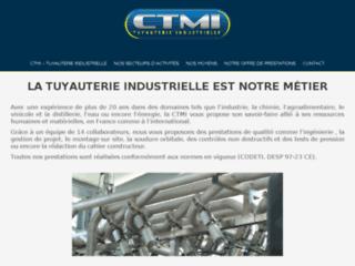 CTMI spécialiste de la tuyauterie industrielle