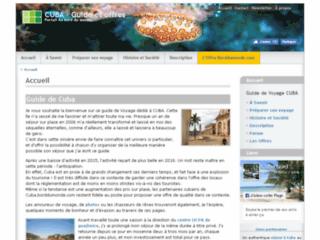 CUBA Guide et offres de voyage