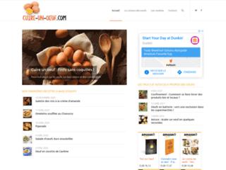 Détails : Les oeufs en cuisine