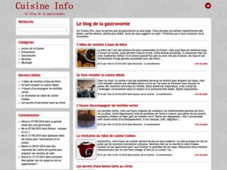 Cuisine-info.com