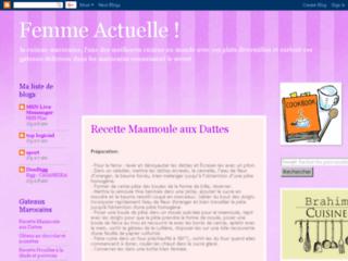 Femme Actuelle : Cuisine Marocaine