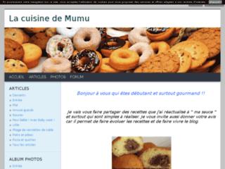 La cuisine de Mumu
