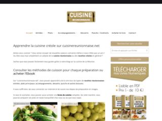 Détails : Cuisinereunionnaise.net - Recettes de la Réunion
