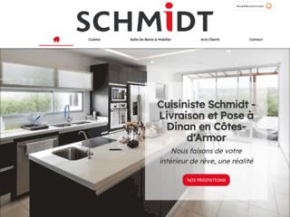 Cuisines Schmidt Dinan à Quévert