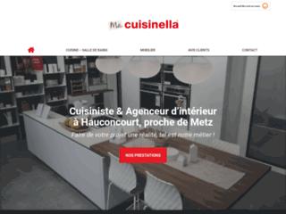 Cuisinella, votre cuisiniste à Hauconcourt