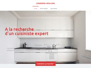 Cuisiniste sur Nice, conception et de rénovation de cuisine