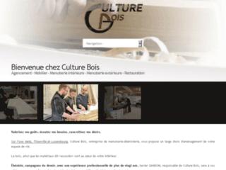 menuiserie sur Thionville en Moselle : Culture Bois