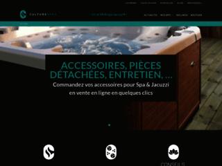 Détails : CultureSpas : Vente de spas Caldera