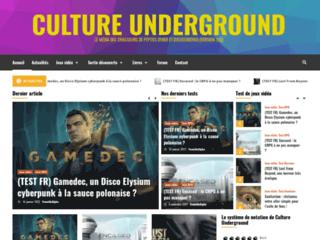 Culture Underground