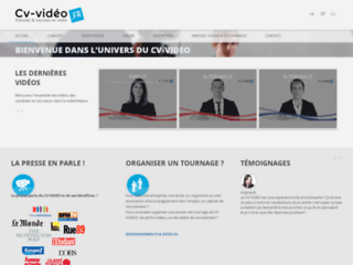 Détails : CV vidéo, postuler et recruter en vidéo