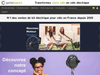 Détails : Vélos électriques sur mesure