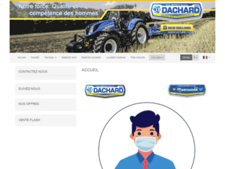 Dachard-sa.com