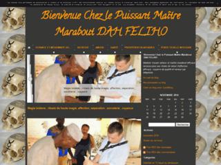 Bienvenue Chez le Puissant Maître Marabout DAH FELIHO