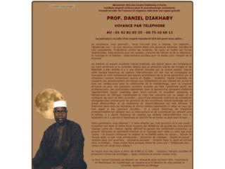 www.daniel-diakhaby.fr