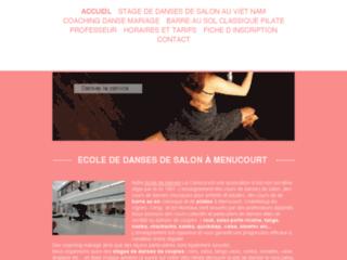 Détails : Danses de salon CERGY
