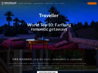 Détails : Hôtel Sud Maroc