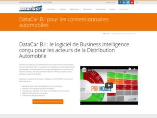 Détails : DataCar BI, de la business intelligence pour l'automobile !