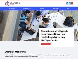 Détails : Comment s'inscrire pour le Data Marketing Paris?