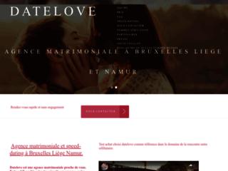 Détails : Agence matrimoniale datelove