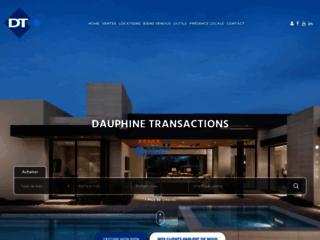 Détails : Agence immobilière Dauphine Transactions sur Heyrieux