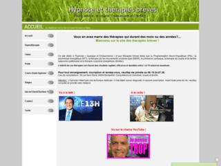 Détails : Hypnose, thérapies brèves et coaching