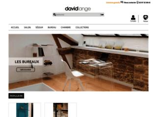 Des mobiliers d'intérieur en Plexiglas