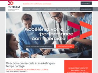 Directeur Commercial et Marketing en Temps Partagé