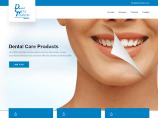 Détails : réparation dentaire