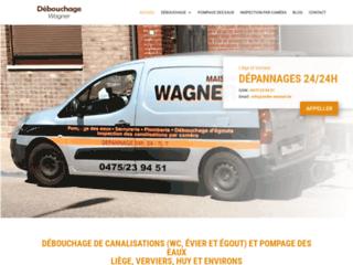 Debouchage Wagner : service d'inspection par caméra
