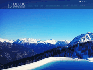 L'agence Declic immobilier