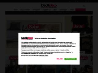 Détails : Declikdeco.com, la déco design aux meilleurs prix