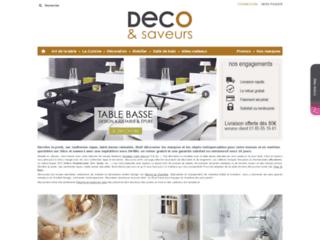 Détails : Deco & saveurs